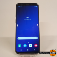 Samsung Samsung Galaxy S9 64GB Black | Nette Staat