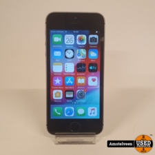 apple iPhone SE 32GB Space Gray #1 | Nette Staat