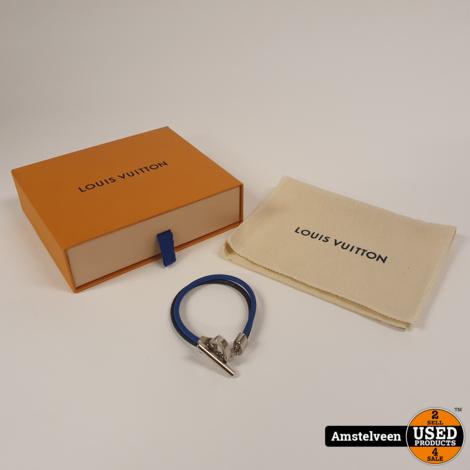 Louis Vuitton M6184E Archive DB 19 Bracelet | Nette Staat