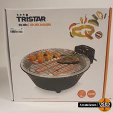Tristar BQ-2884 Elektrische barbecue 30 cm 1250W | Nieuw