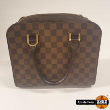 Louis Vuitton Triana tote bag Damier Brown 2004