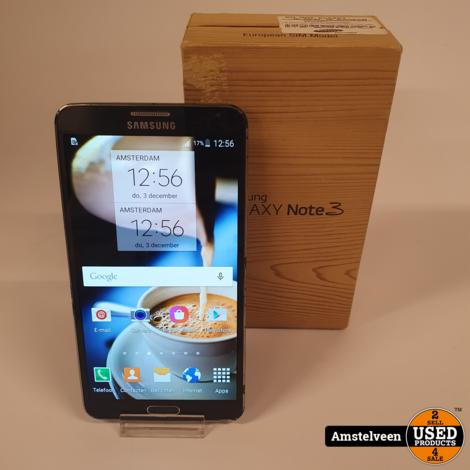 Samsung Galaxy Note 3 32GB Black | incl. Garantie