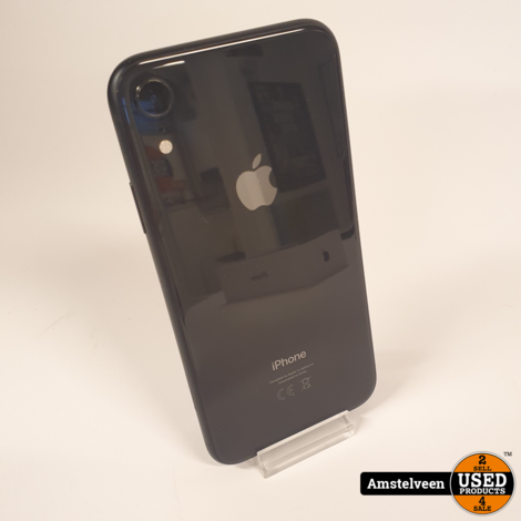 iPhone Xr 128GB Space Gray | incl. Lader & Garantie