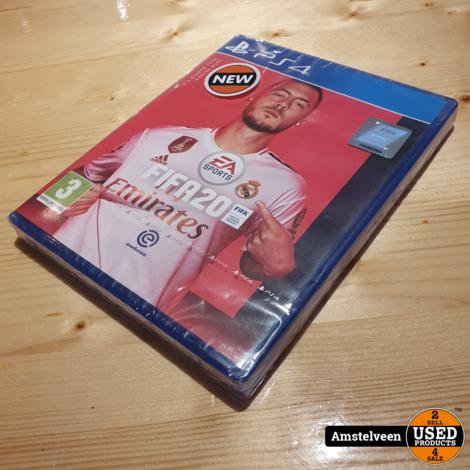Playstation 4 Game: Fifa 20   Nieuw in Seal