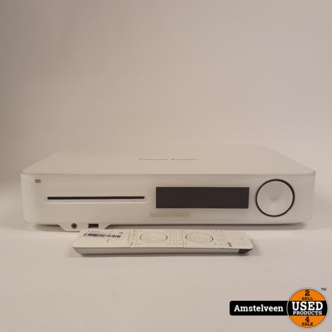Harman Kardon BDS 277 Receiver White BT | Nette Staat