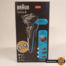 Braun Series 5 50-M4500CS Elektrisch Scheerapparaat   Nieuw
