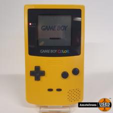 Nintendo Gameboy Color Geel/Yellow | Nette Staat