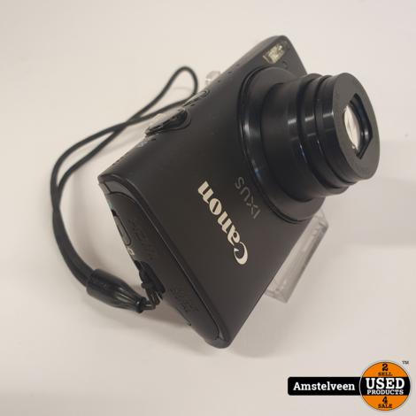 Canon IXUS 230 HS 12.1 MP Compact Digital Camera 1080p Black
