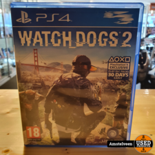 Playstation 4 Game: Watch Dogs 2