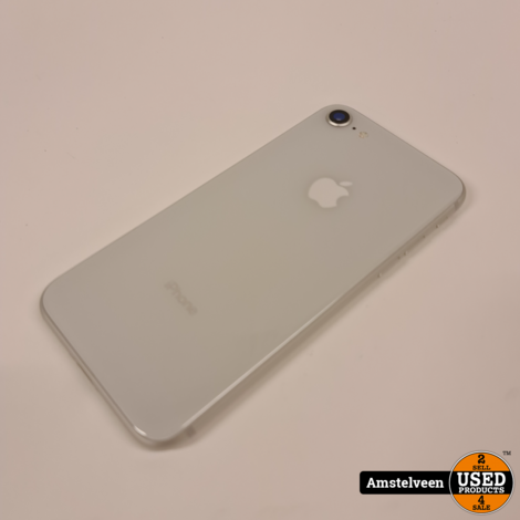 iPhone 8 64GB Silver | Nette Staat