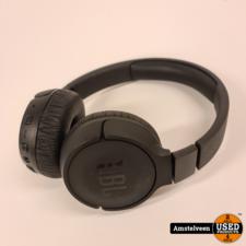 JBL JBL Tune 660BT NC Draadloze on-ear koptelefoon Zwart/Black | Nette Staat