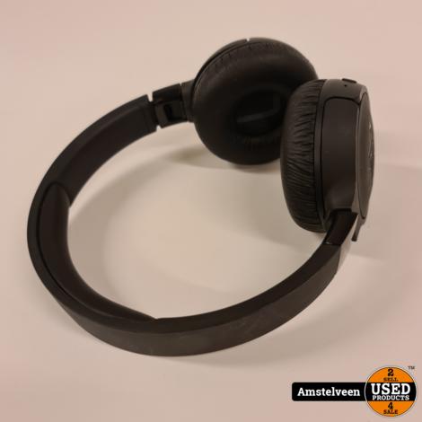 JBL Tune 660BT NC Draadloze on-ear koptelefoon Zwart/Black | Nette Staat