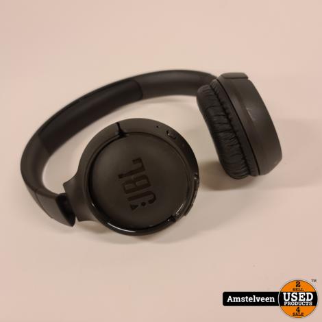 JBL Tune 500BT Draadloze on-ear koptelefoon Zwart/Black | Nette Staat