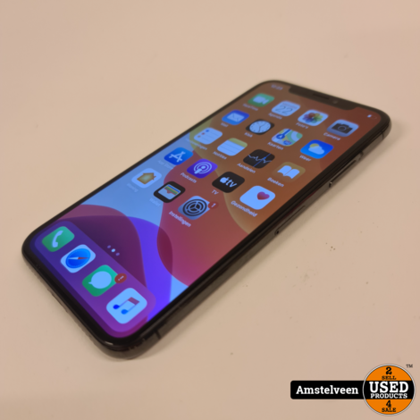 iPhone X 64GB Space Grey | Nette Staat