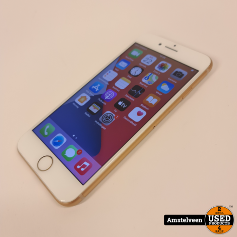 iPhone 8 64GB Gold | Nette Staat