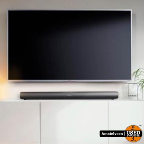 Sharp HT-SB95 2.0 Soundbar met bluetooth Black 40w 80cm | Nieuw