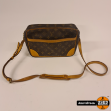 Louis Vuitton Trocadero 27 Mono Brown 2000 | Nette Staat