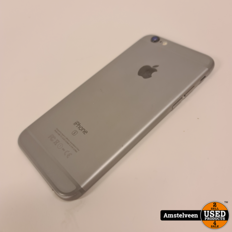 iPhone 6s 64GB Space Gray | Nette Staat