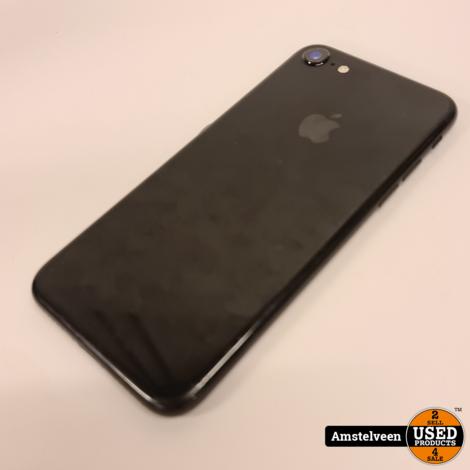 iPhone 7 128GB Jet-black   incl. Doos & Lader