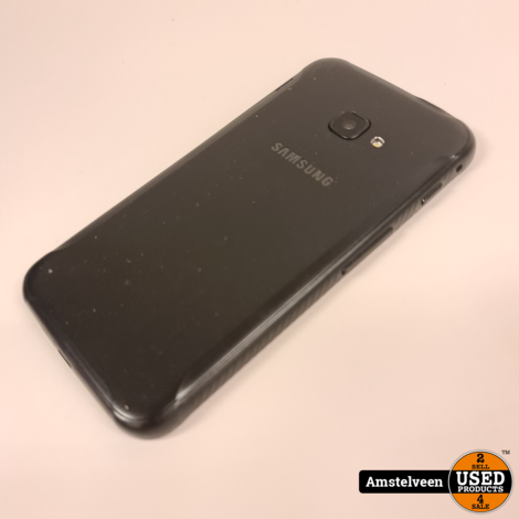 Samsung Xcover 4 16GB Black | Nette Staat