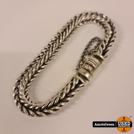 Buddha to Buddha Nurul 21cm Armband Zilver | Nette Staat