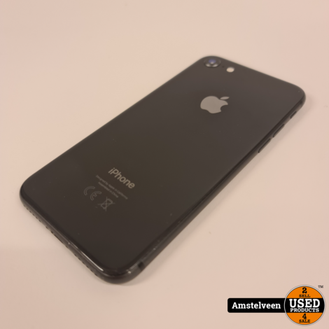 iPhone 8 64GB Space Gray | incl. Lader & Garantie