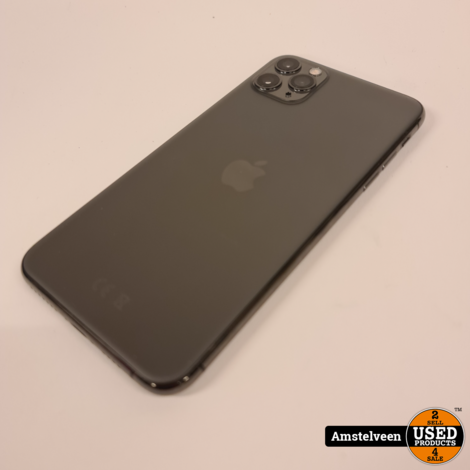 iPhone 11 Pro Max 512GB Space Gray | incl. Lader & Garantie