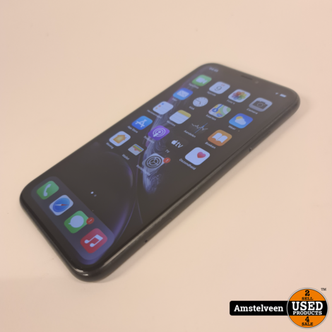 iPhone Xr 64GB Space Gray | Nette Staat