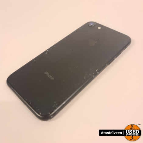 iPhone 7 32GB Black | incl. Lader & Garantie