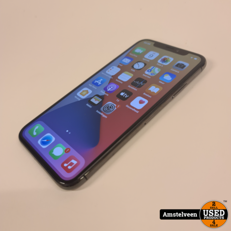 iPhone X 64GB Space Gray   Nette Staat