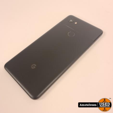 Google Pixel 2 XL 64GB Black | Nette Staat in Doos