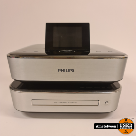 Philips MCD 900/12 HiFi dvd Player (2 Speakers) | Nette Staat