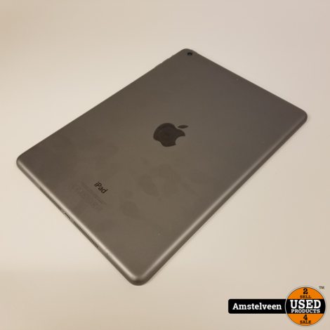 iPad Air 16GB WiFi Space Gray   Nette Staat