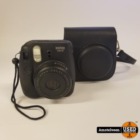Fujifilm Instax Mini 8 Black | Nette Staat