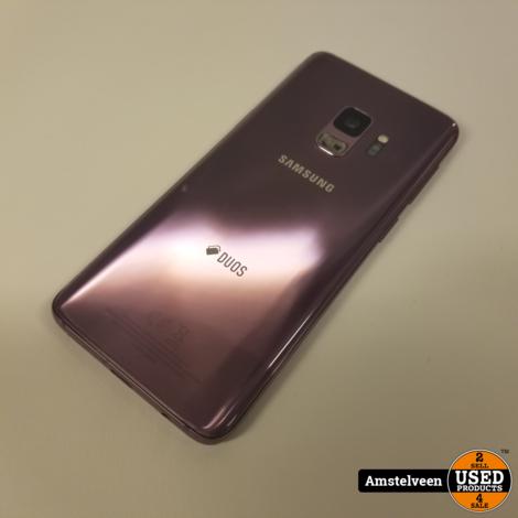 Samsung Galaxy S9 64GB Purple | Nette Staat