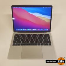 Macbook Pro 2017 13.3-inch Silver | 8GB i5 128GB | Nette Staat