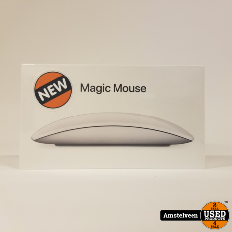 Apple Magic Mouse 2 White | Nieuw in Seal