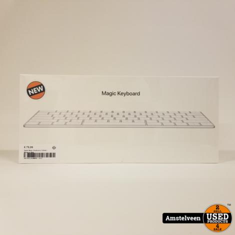Apple Magic Keyboard 2 White | Nieuw in Seal