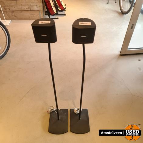 Bose Acoustimass 3 Speakers Black (2 Stuks)   Nette Staat
