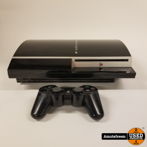 Playstation 3 Phat 40GB Black | incl. Controller