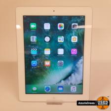 apple iPad 4 32GB WiFi Silver | incl. Lader & Garantie