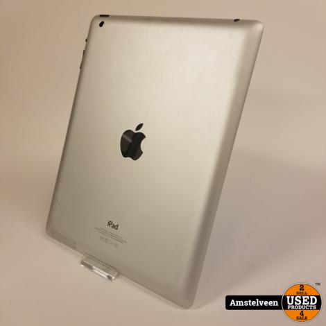 iPad 4 32GB WiFi Silver   incl. Lader & Garantie