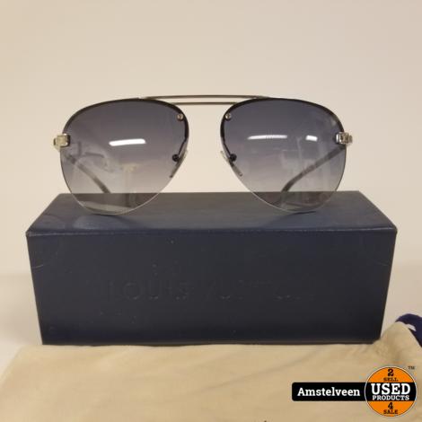 Louis Vuitton Z1271E  Clockwise Zonnebril 140 | ZGAN in Koker