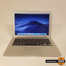 apple Macbook Air 2015 13-inch | 8GB i5 128GB | Nette Staat