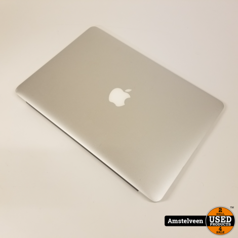 Macbook Air 2015 13-inch | 8GB i5 128GB | Nette Staat