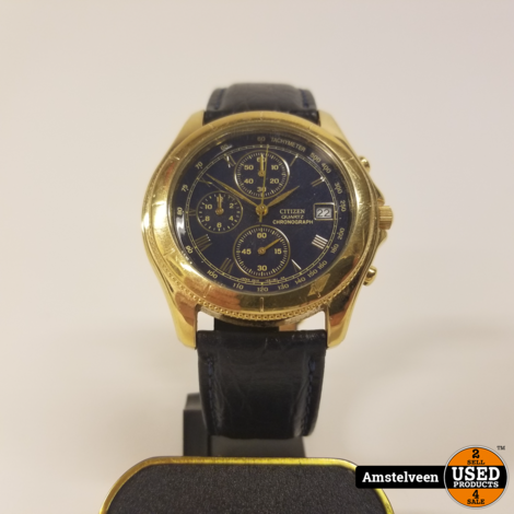 Citizen D510-C50693 Heren Horloge | Nette Staat