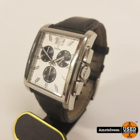 Festina Horloge F16756/1 37mm | Nette Staat