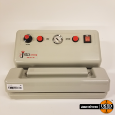 Jolly System Vacuummachine 33 CM Safefood 400W | Nette Staat