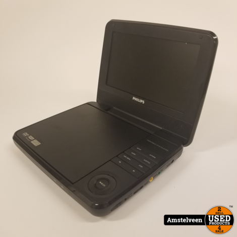 Philips Draagbare DVD-speler PD7000B/12 | Nette Staat