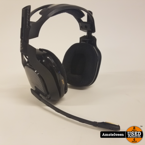 ASTRO A40TR Gaming Headset Black | Nette Staat